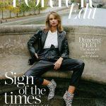 Birgit Kos covers Porter Edit November 23rd, 2018 by Hyea W. Kang