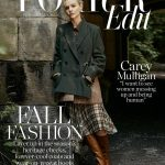 Carey Mulligan covers Porter Edit November 2nd, 2018 by Sebastian Kim