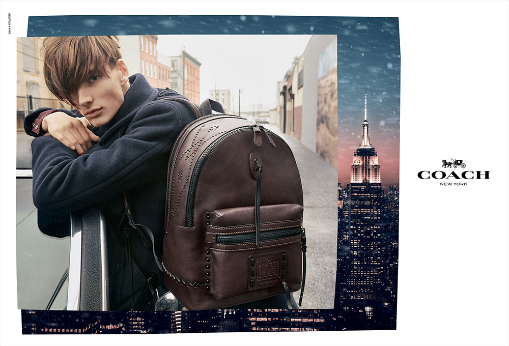 Coach Holiday 2018 Campaign