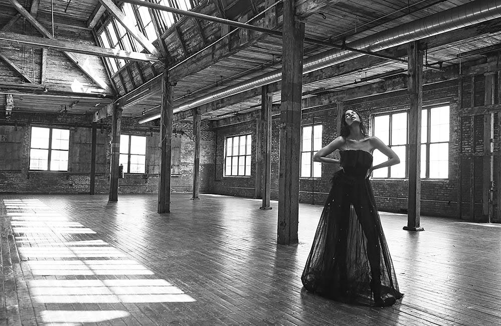 Lily Aldridge covers Narcisse Magazine Fall 2018 by Matt Easton