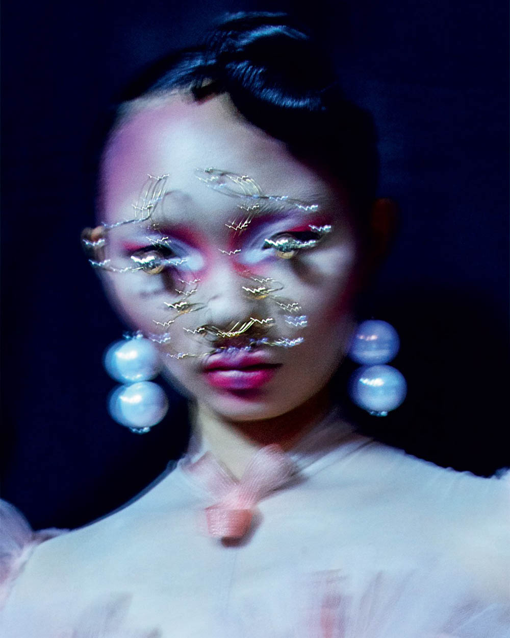 Ling Ling and Xie Chaoyu by Tim Walker for Vogue Italia November 2018