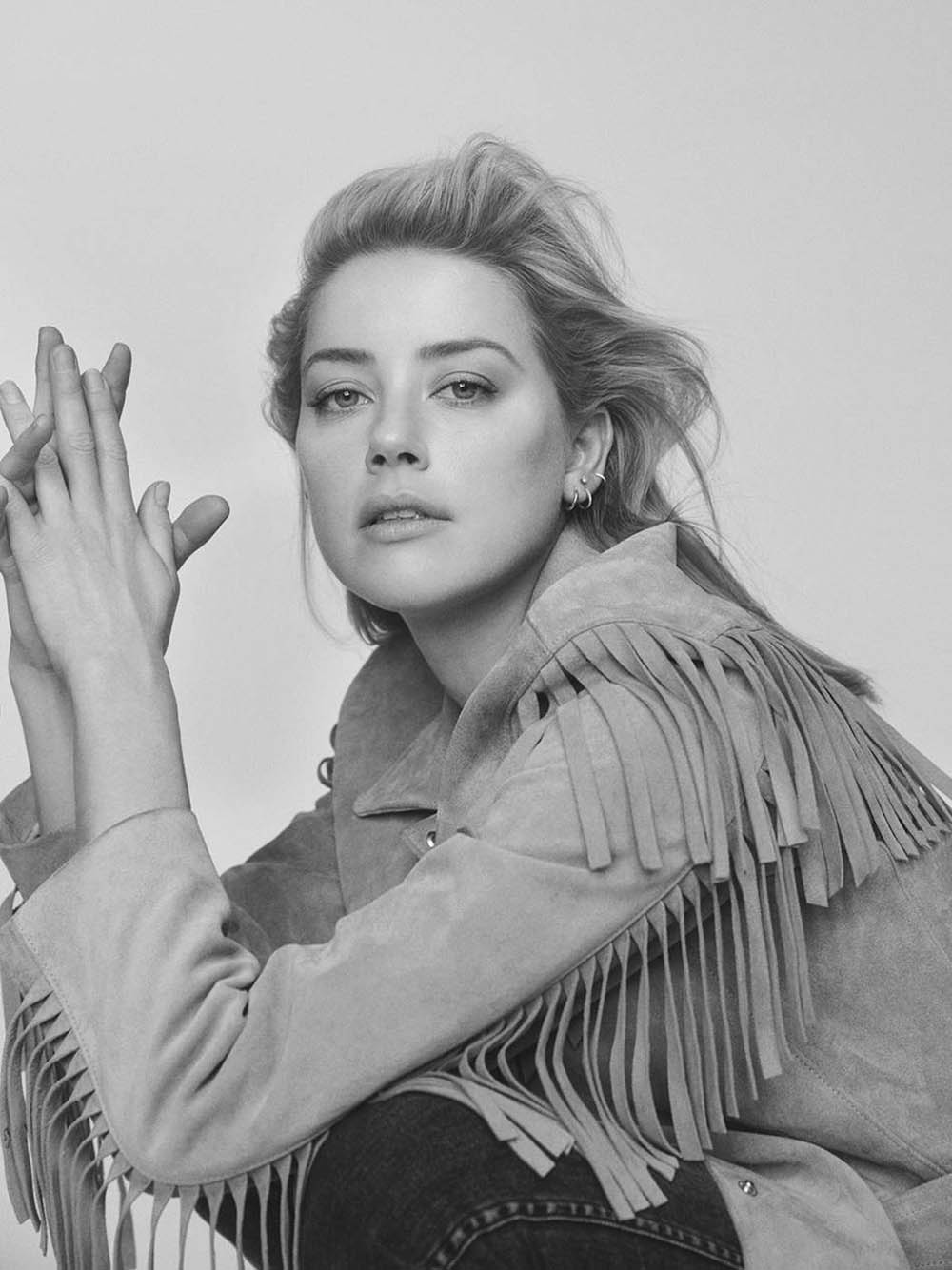 Amber Heard covers Porter Edit November 30th, 2018 by Olivia Malone