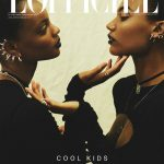 Ange-Marie and Najiyah Imani cover L'Officiel Malaysia December 2018 January 2019 by Hao Zeng