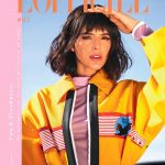 Bruna Marquezine covers L'Officiel Brazil December 2018 by Leo Faria