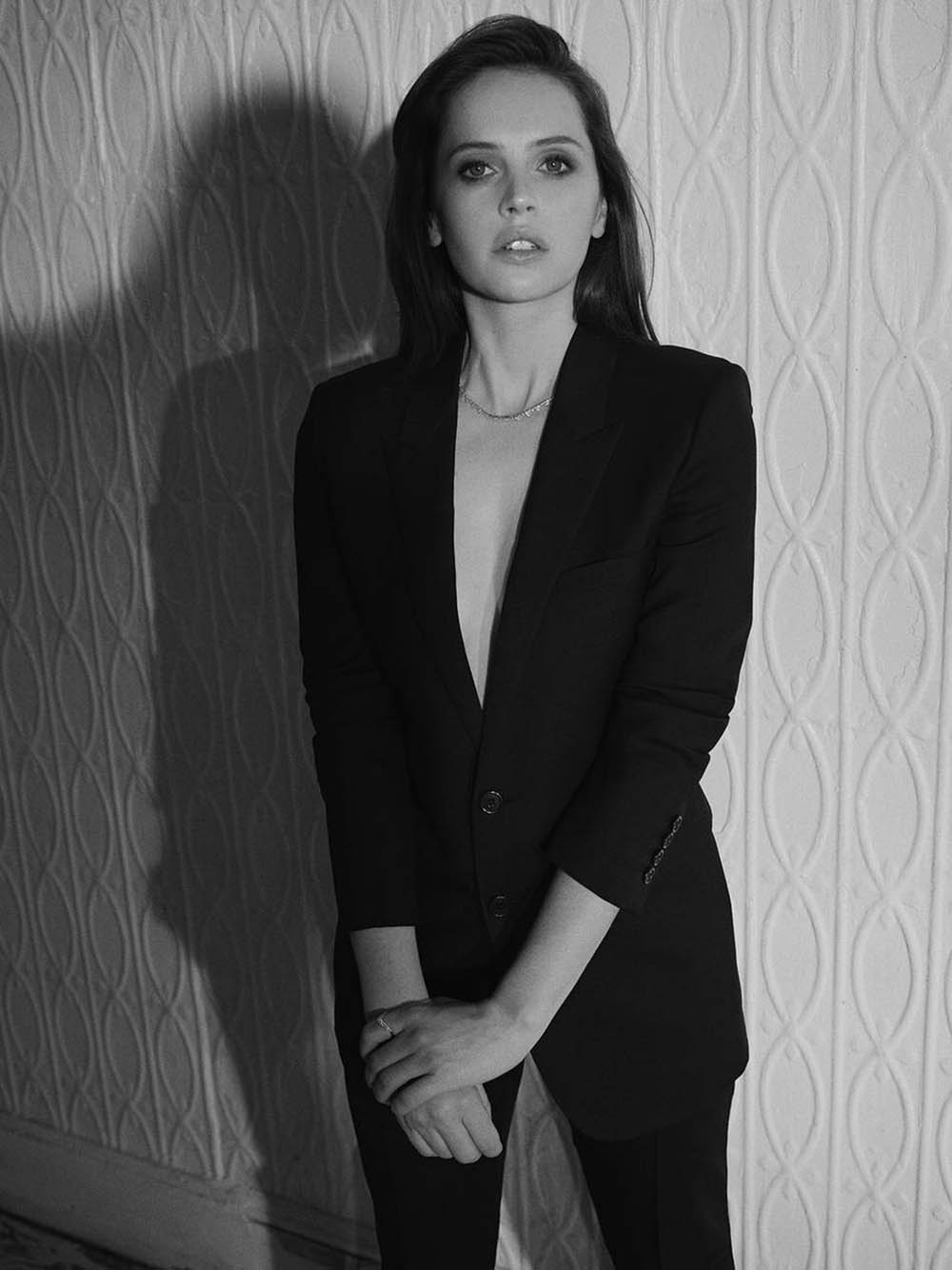 Felicity Jones covers Porter Edit December 7th, 2018 by Matthew Sprout
