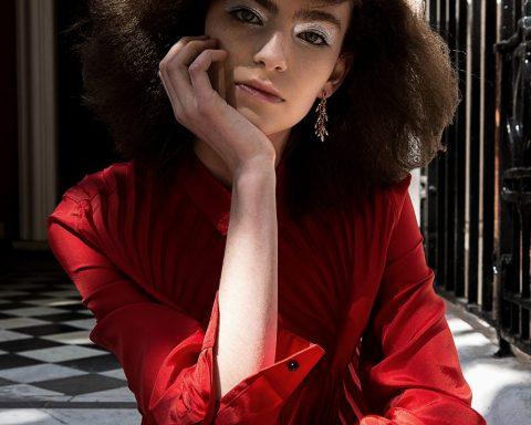 Isabella Molloy by Paz Stammler for L'Officiel Austria December 2018