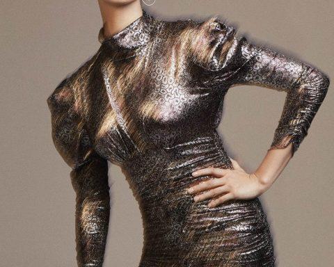 Julia Bergshoeff by Alvaro Beamud for Vogue Spain December 2018