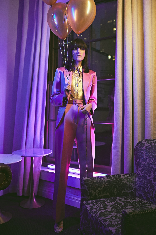 Liene Podina by Cesar Balcazar for Vogue Mexico December 2018