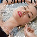 Margot Robbie covers Porter Magazine Winter Escape 2018 by Yelena Yemchuk