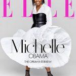 Michelle Obama covers Elle US December 2018 by Miller Mobley
