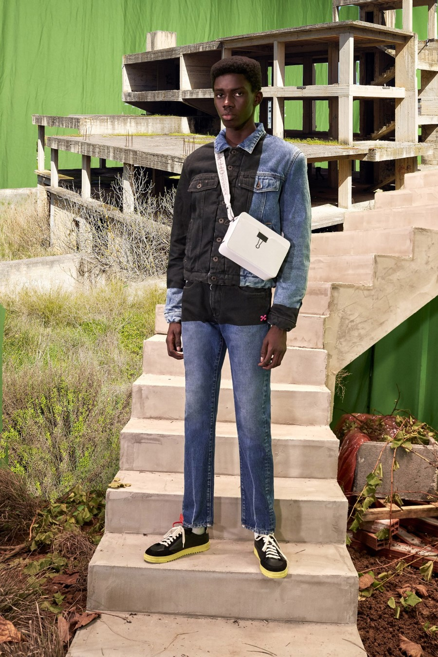 Off-White Men's Pre-Fall 2019 Lookbook