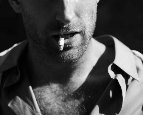 Oliver Jackson-Cohen by Neil Gavin for Wonderland Magazine Winter 2018