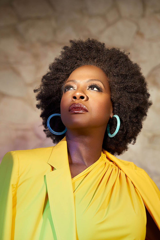 Viola Davis covers L'Officiel US Winter 2018 by Danielle Levitt