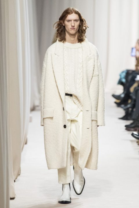 AMI Alexandre Mattiussi Fall Winter 2019 - Paris Fashion Week