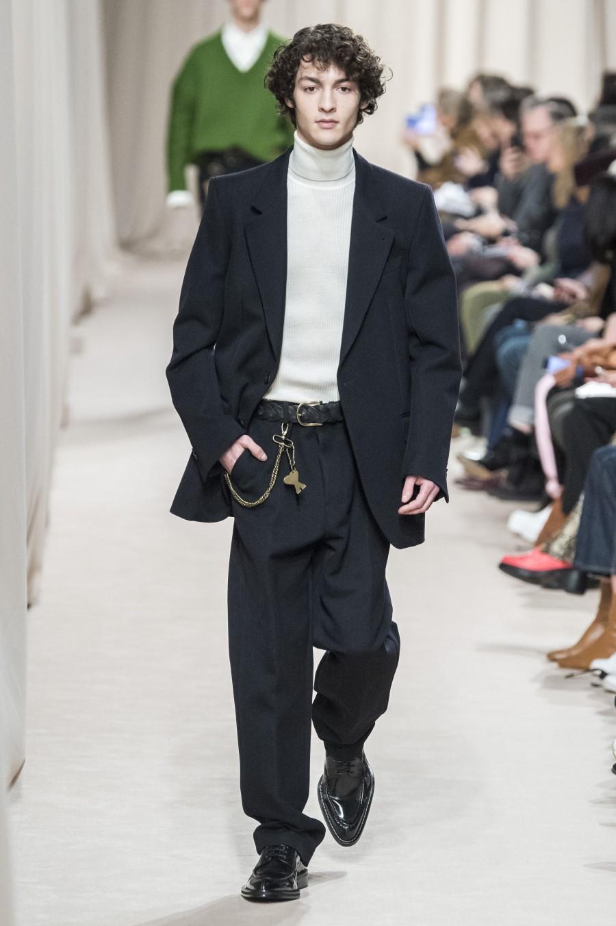 Ami Alexandre Mattiussi Fall Winter 2019 Paris Fashion Week