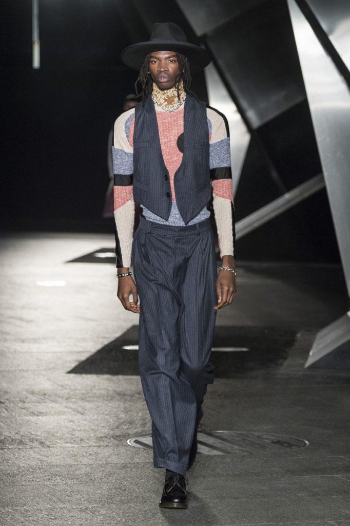 Astrid Andersen Fall Winter 2019 – London Fashion Week Men's
