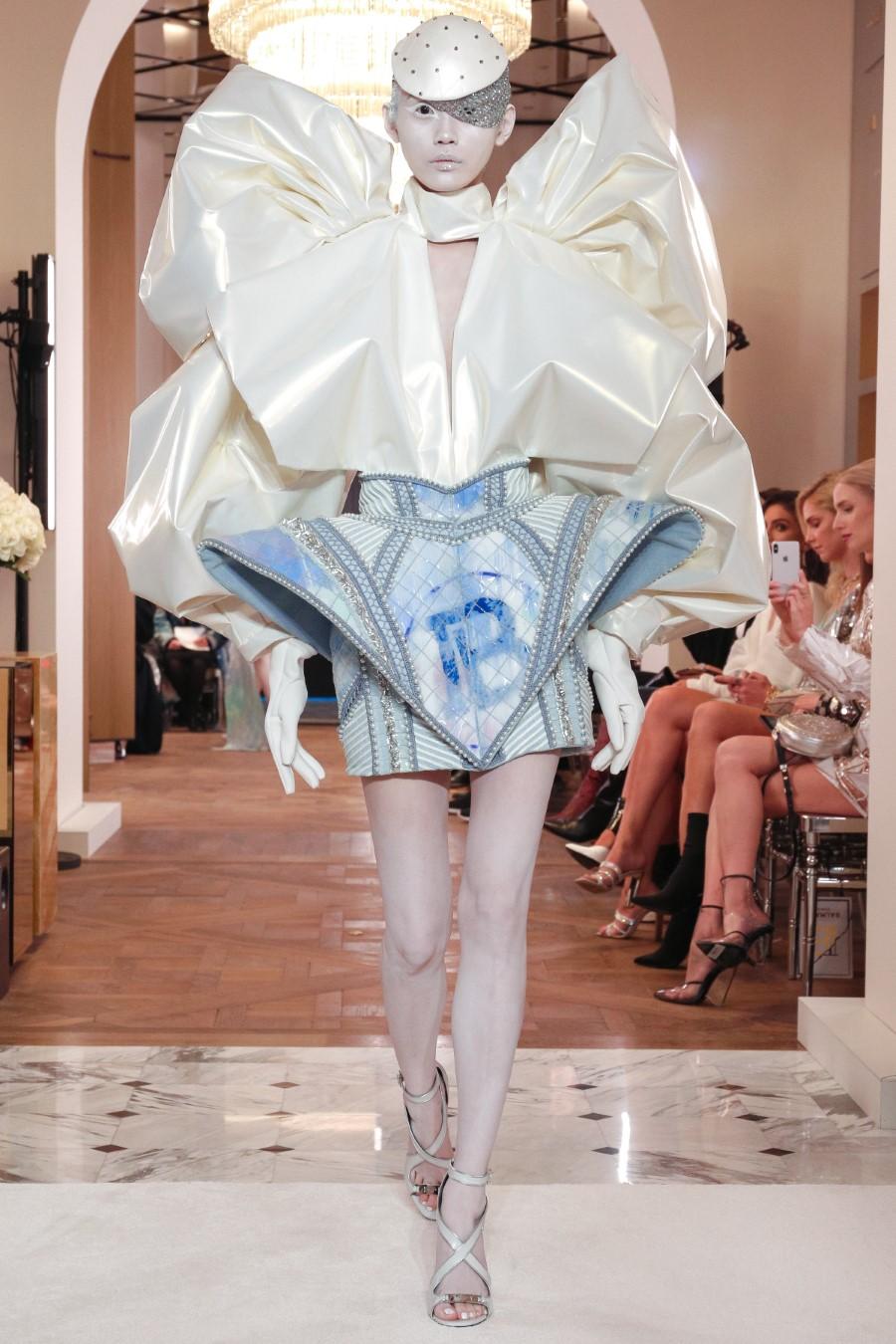 Balmain Haute Couture Spring Summer 2019