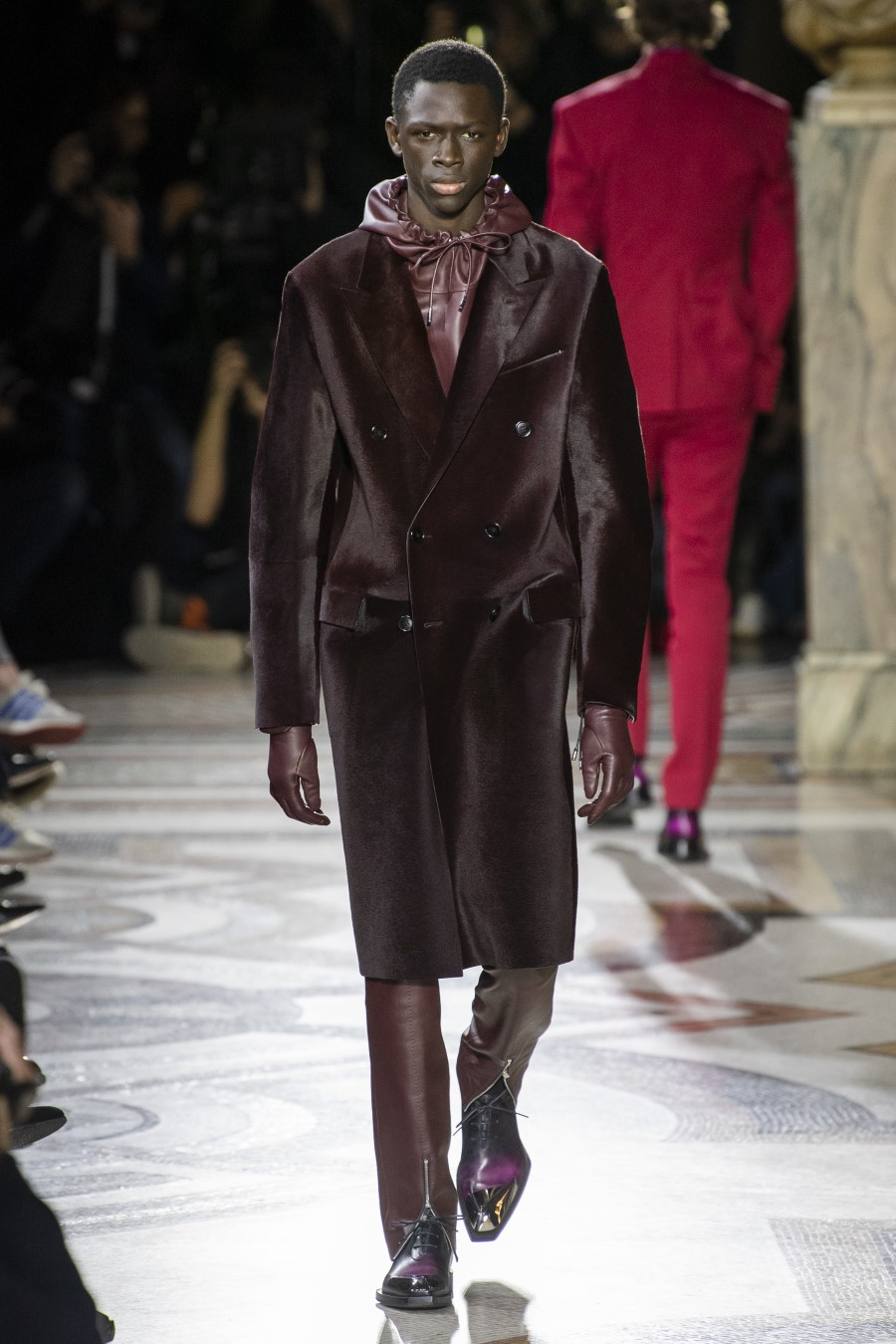Berluti Fall Winter 2019 - Paris Fashion Week