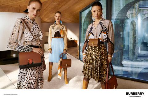 Burberry Spring Summer 2019 Campaign
