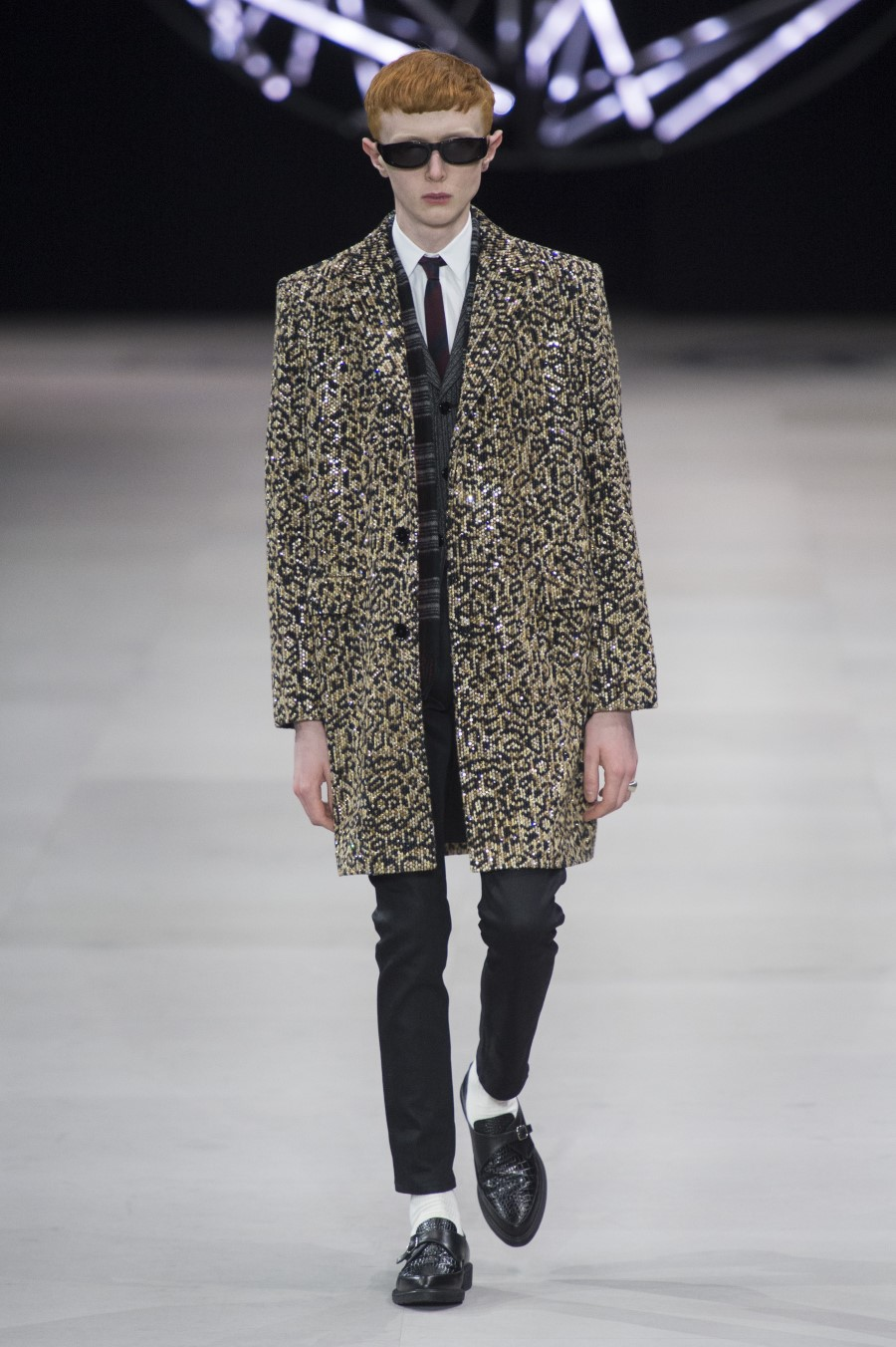 Celine Men's Fall Winter 2019 - Paris Fashion Week