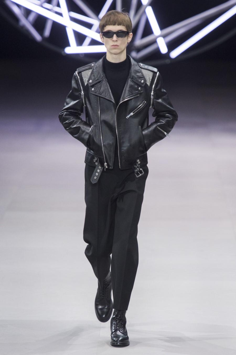 Celine Men's Fall Winter 2019 - Paris Fashion Week