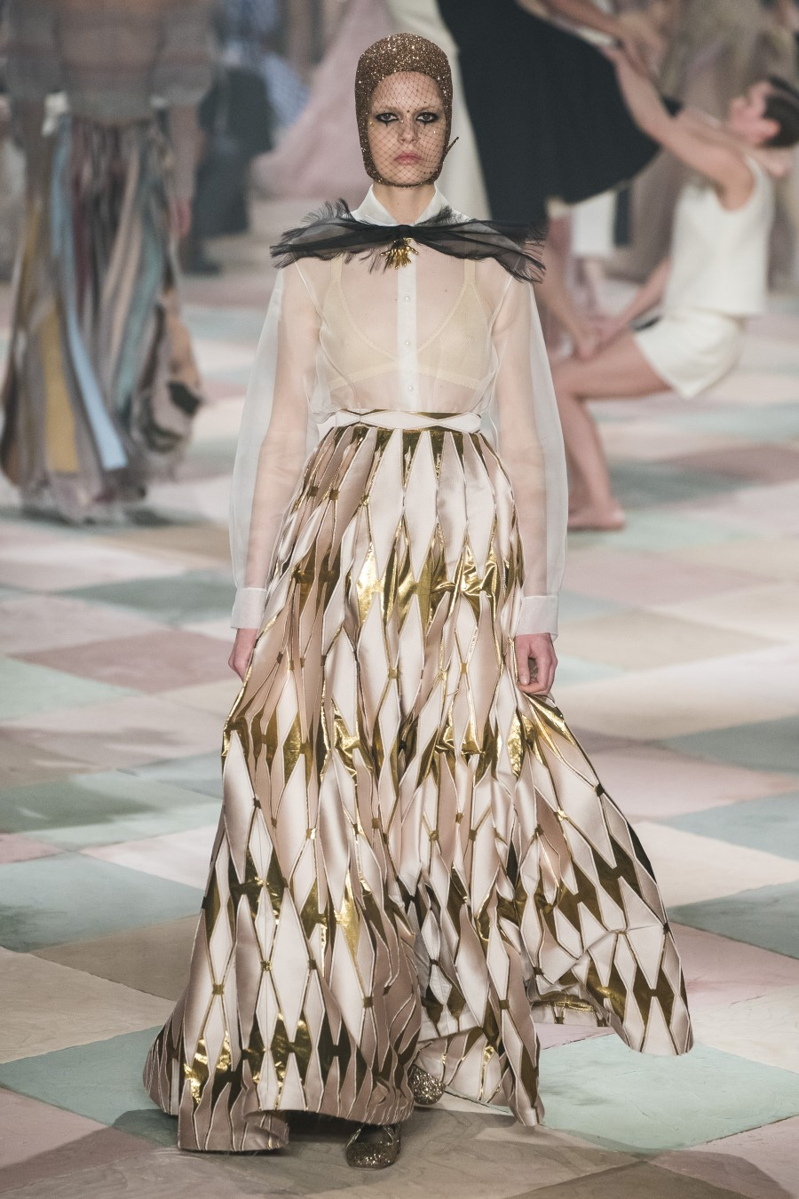 Christian Dior Haute Couture Spring Summer 2019