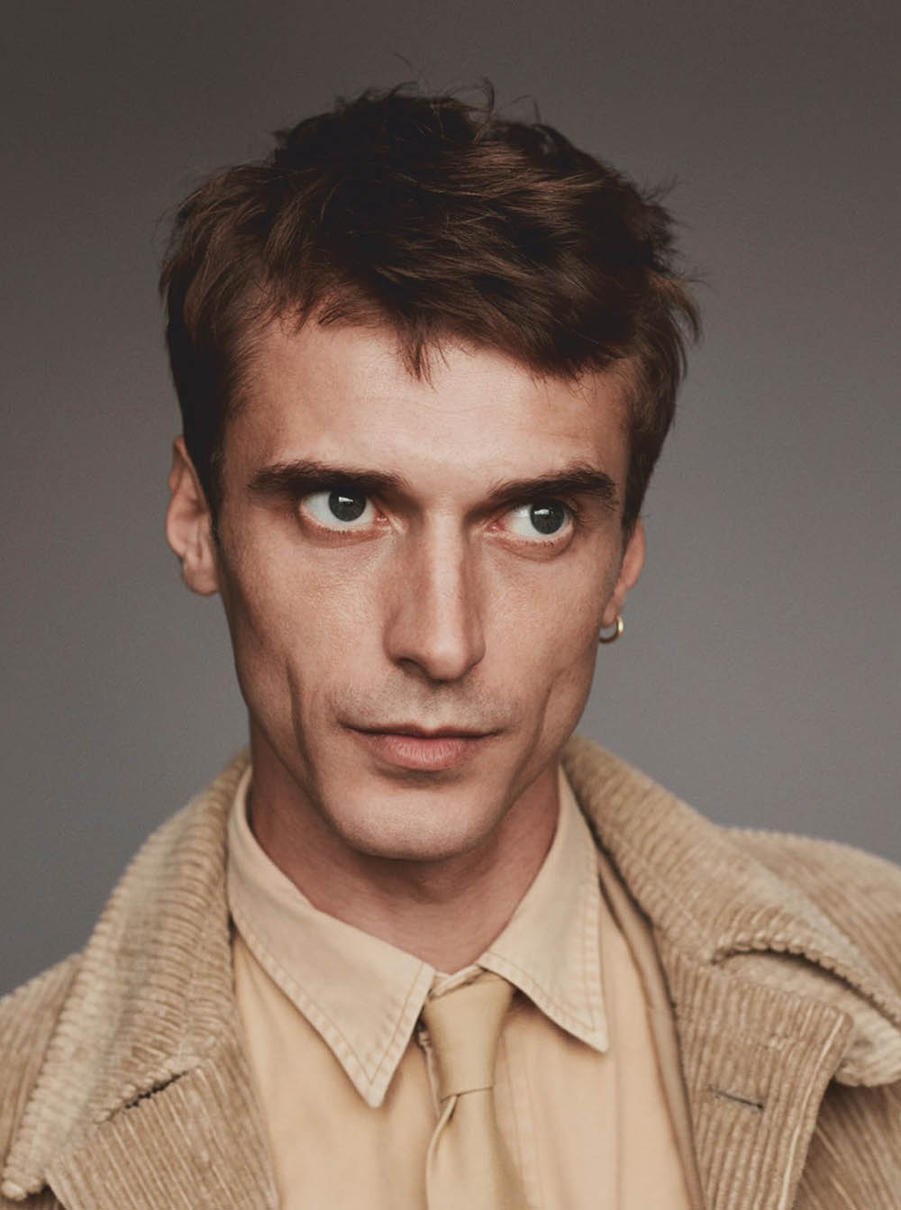 Clément Chabernaud by Ward Ivan Rafik for GQ France December 2018 January 2019