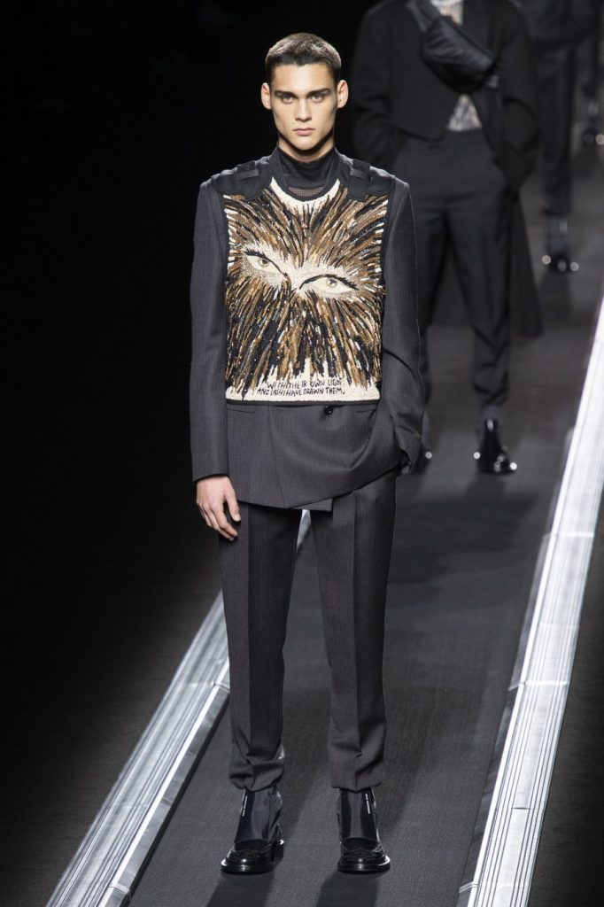 Dior Men Fall Winter 2019 - Paris Fashion Week