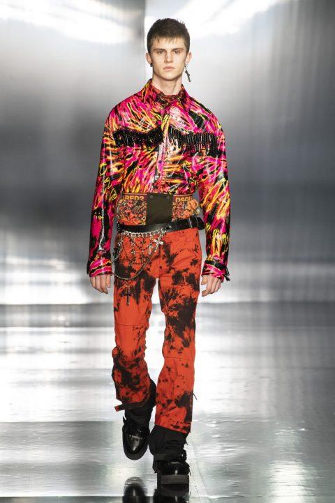 Dsquared2 Fall Winter 2019 - Milano Moda Uomo
