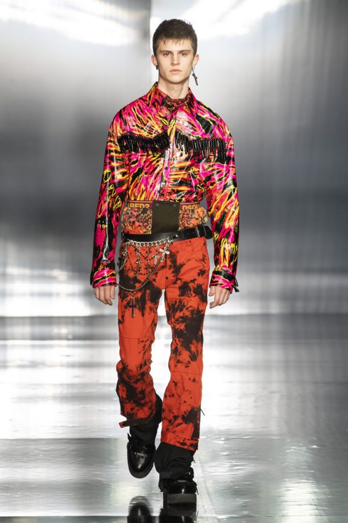 Dsquared2 Fall Winter 2019 - Milano Moda Uomo