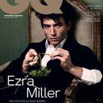 Ezra Miller covers GQ Italia January 2019 by Michel Comte