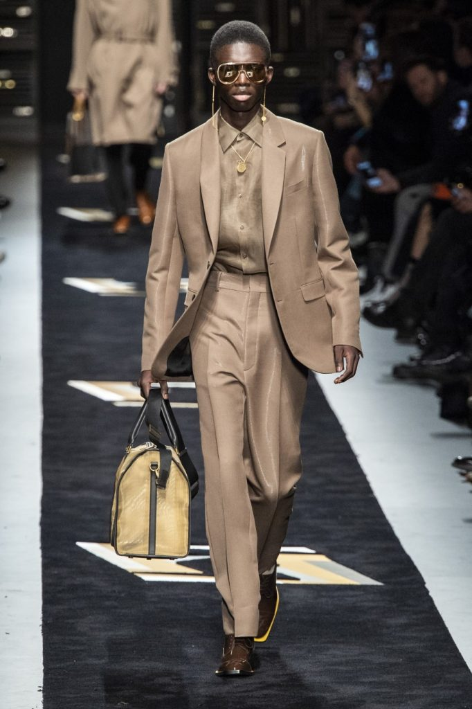 Fendi Men's Fall Winter 2019 - Milano Moda Uomo