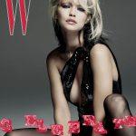 Gigi Hadid covers W Magazine Volume 8 2018 by Mert & Marcus