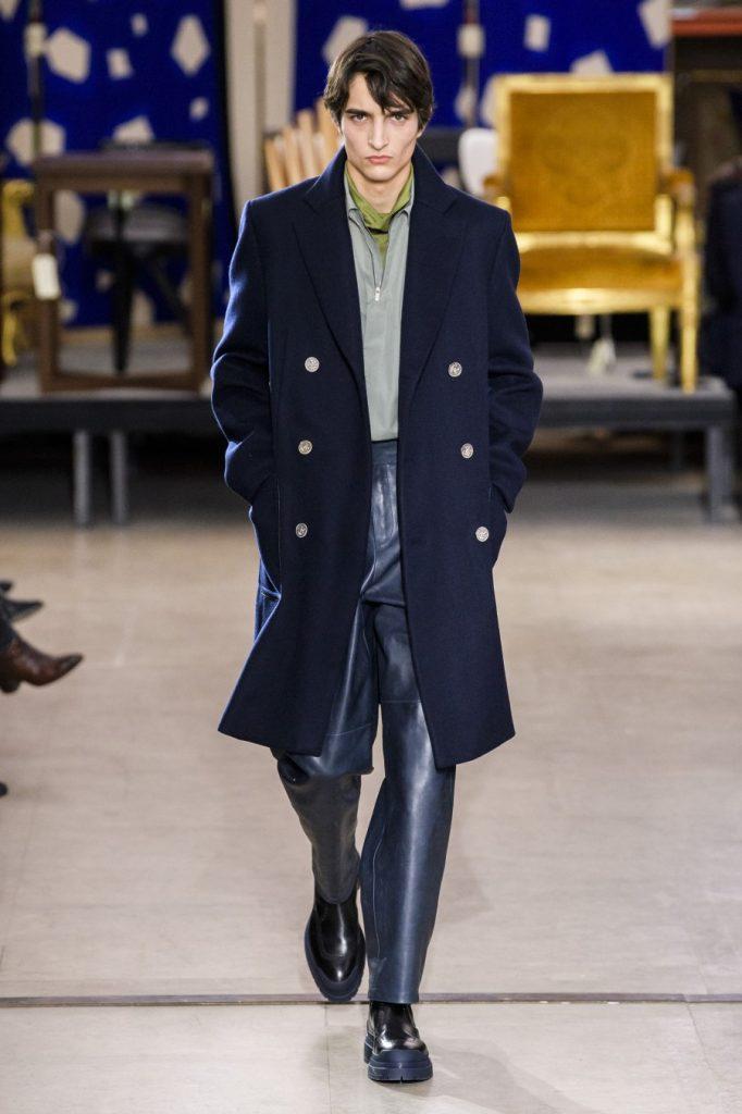 Hermès Men's Fall Winter 2019 - Paris Fashion Week