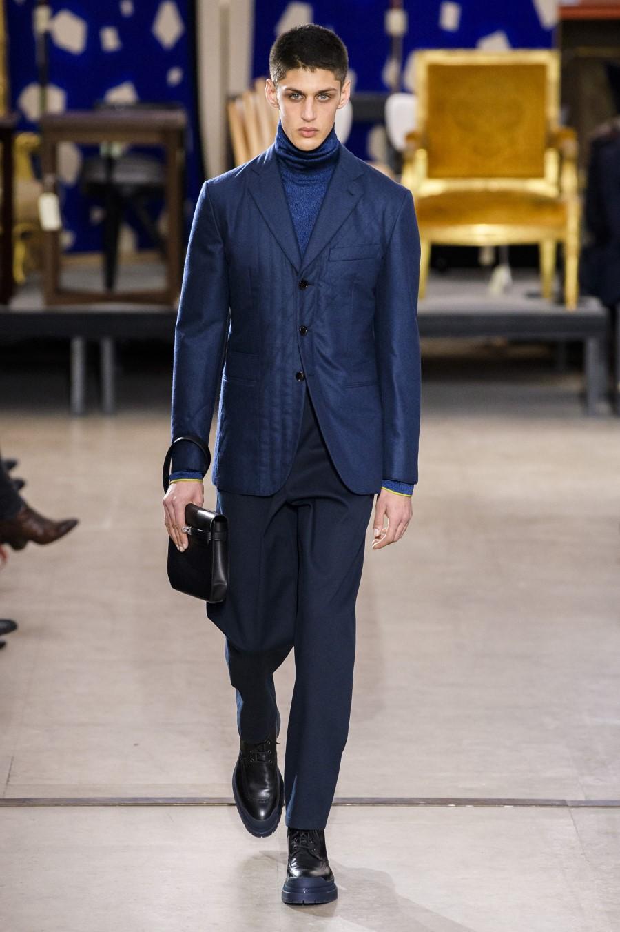 Hermès Men s Fall Winter 2019 - Paris Fashion Week - fashionotography 3140e8d7423