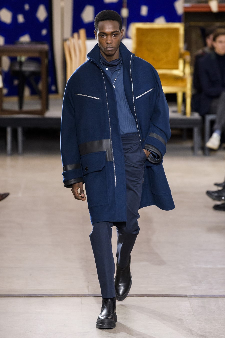 Hermès Men's Fall Winter 2019 - Paris Fashion Week