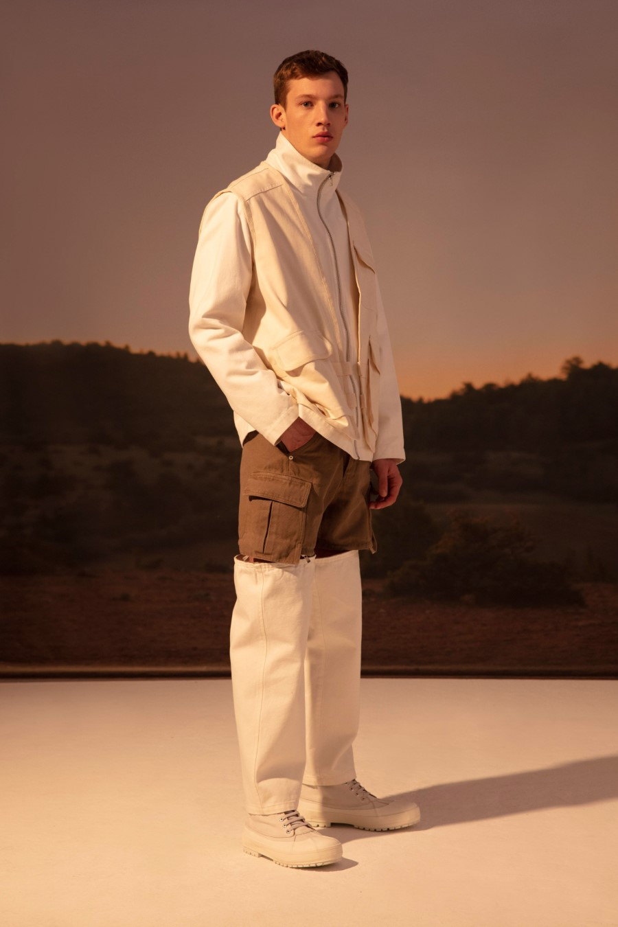 Jacquemus Men's Fall Winter 2019 - Paris Fashion Week