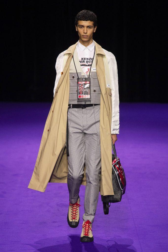Kenzo Fall Winter 2019 - Paris Fashion Week