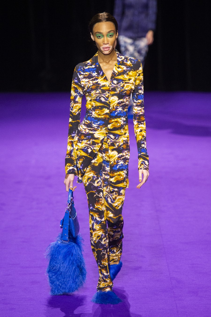 Kenzo Fall Winter 2019 - Paris Fashion Week