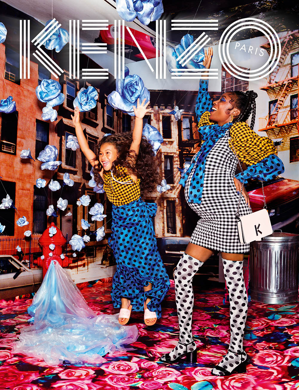 Kenzo Spring Summer 2019 Campaign