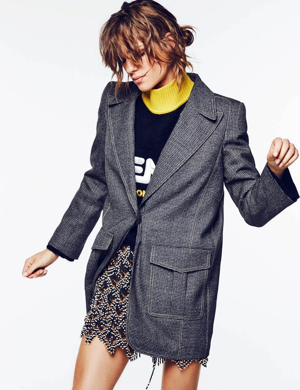 Lisa Louis by Rafa Gallar for Elle France January 25th, 2019