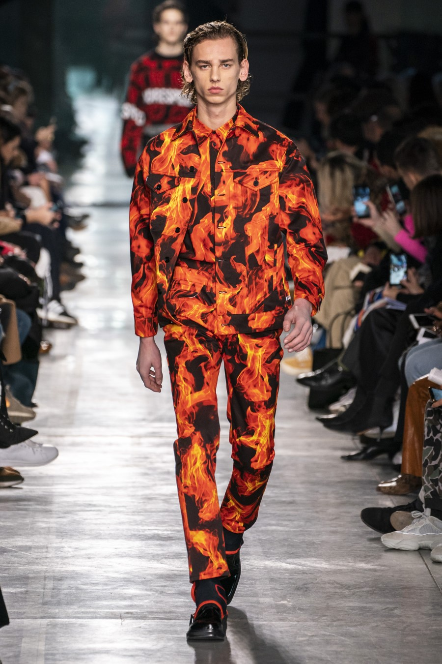 MSGM Fall Winter 2019 – Milano Moda Uomo