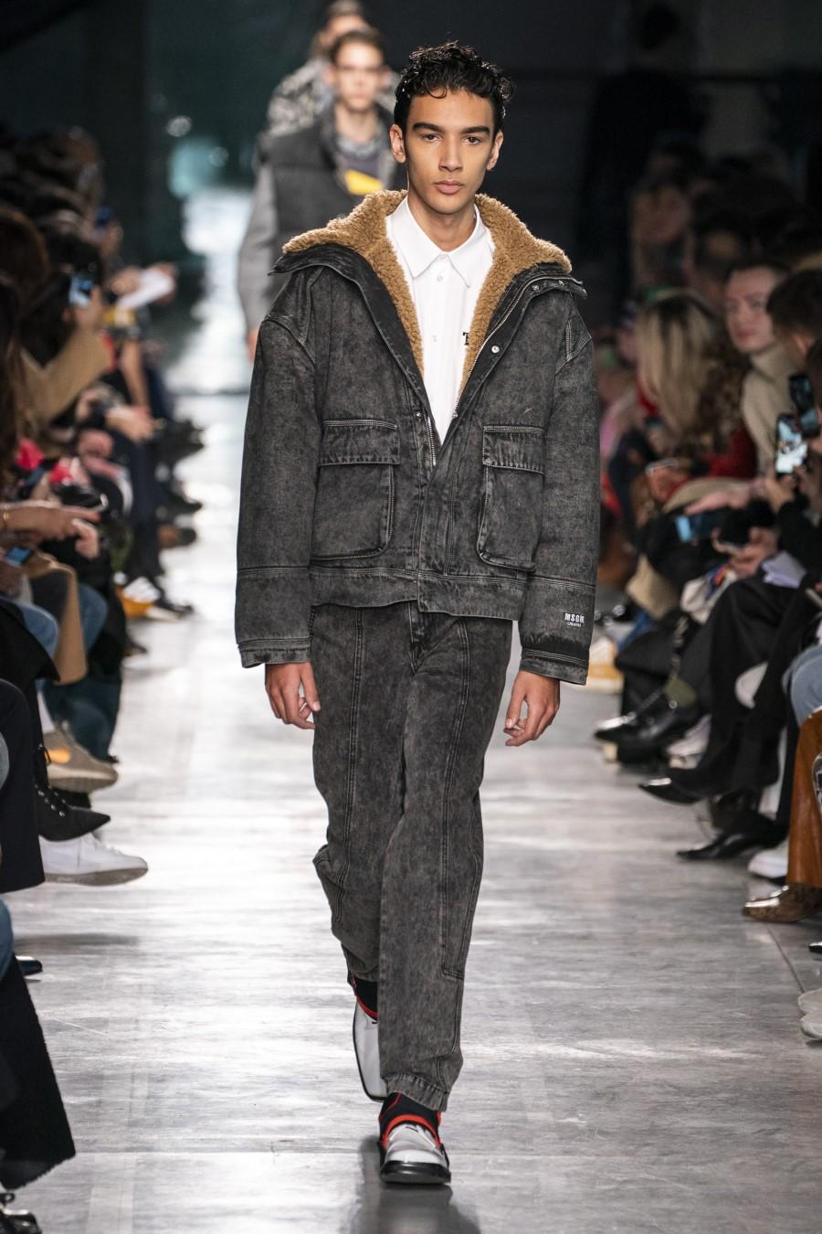 MSGM Fall Winter 2019 – Milano Moda Uomo