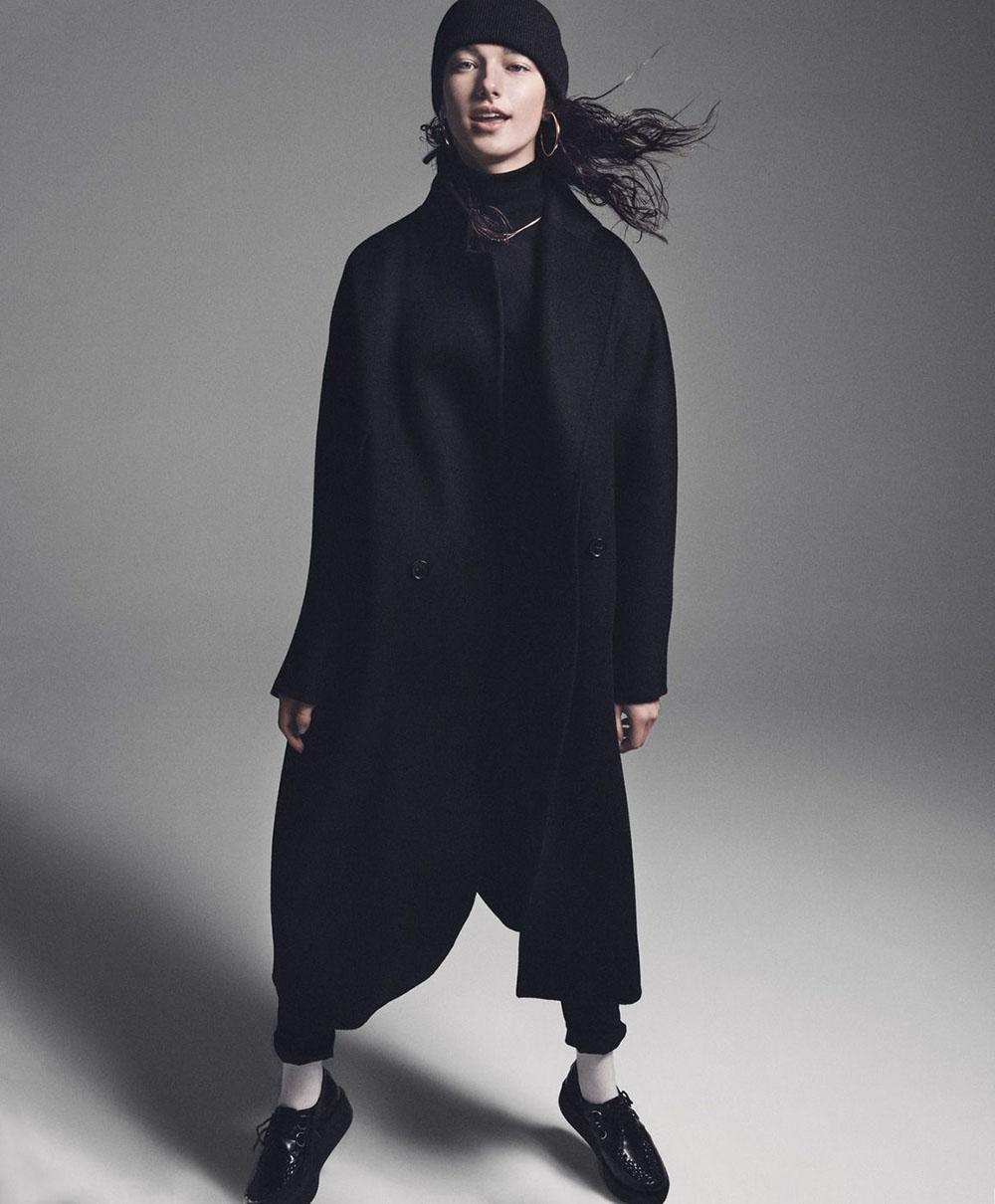 McKenna Hellam by Tom Schirmacher for Elle US January 2019