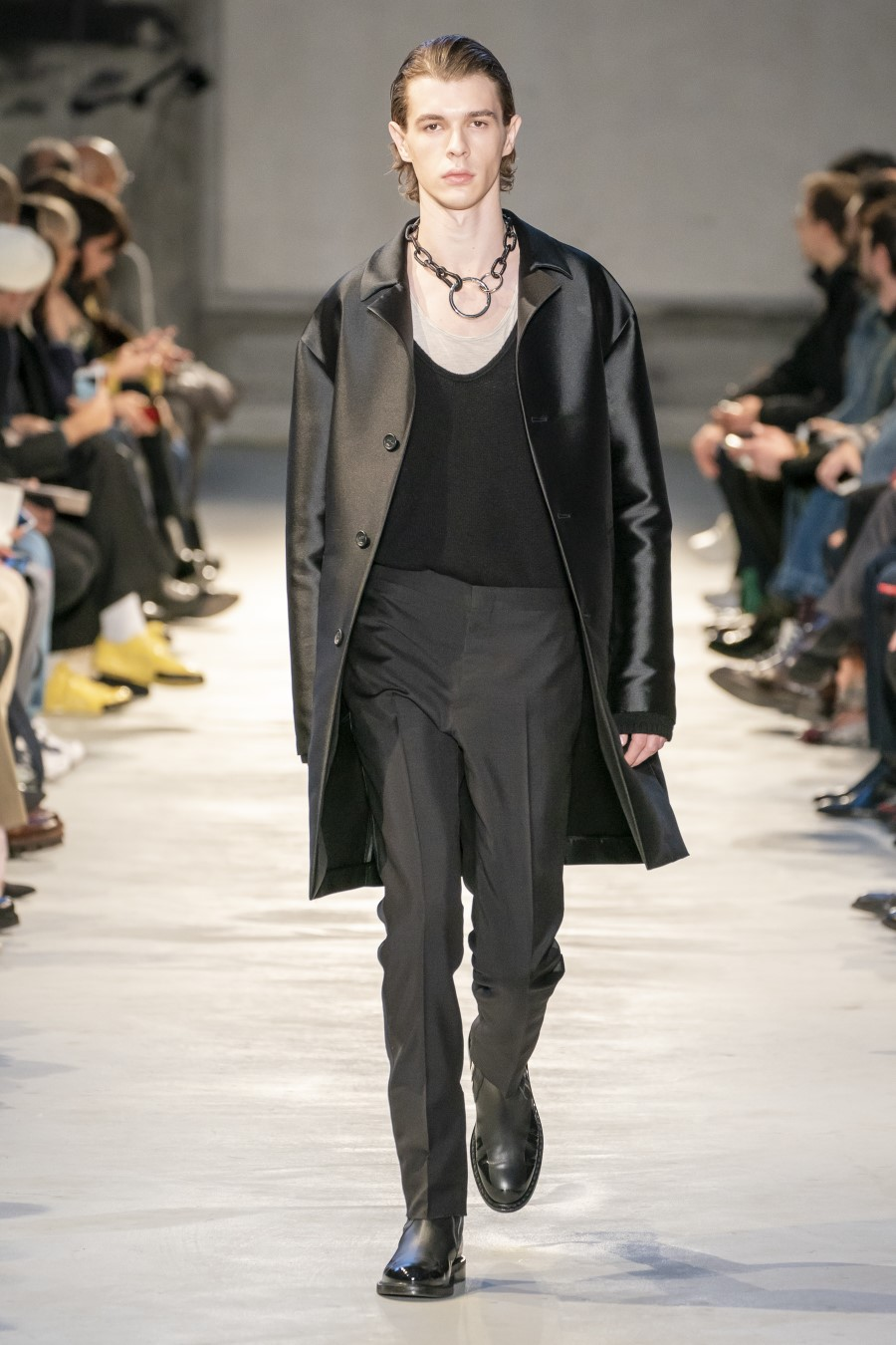 N°21 Men's Fall Winter 2019 – Milano Moda Uomo