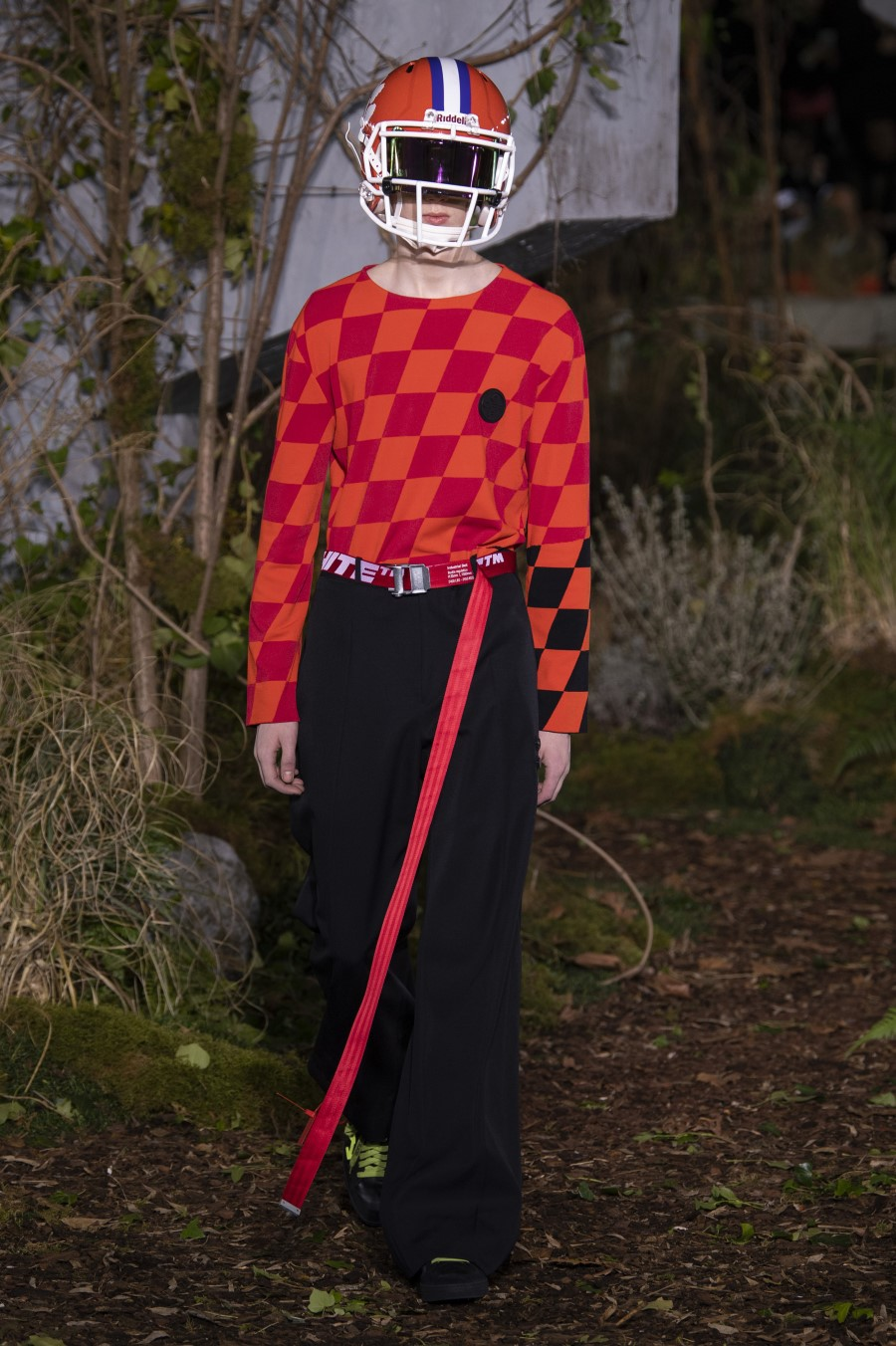 Off-White Men's Fall Winter 2019 - Paris Fashion Week