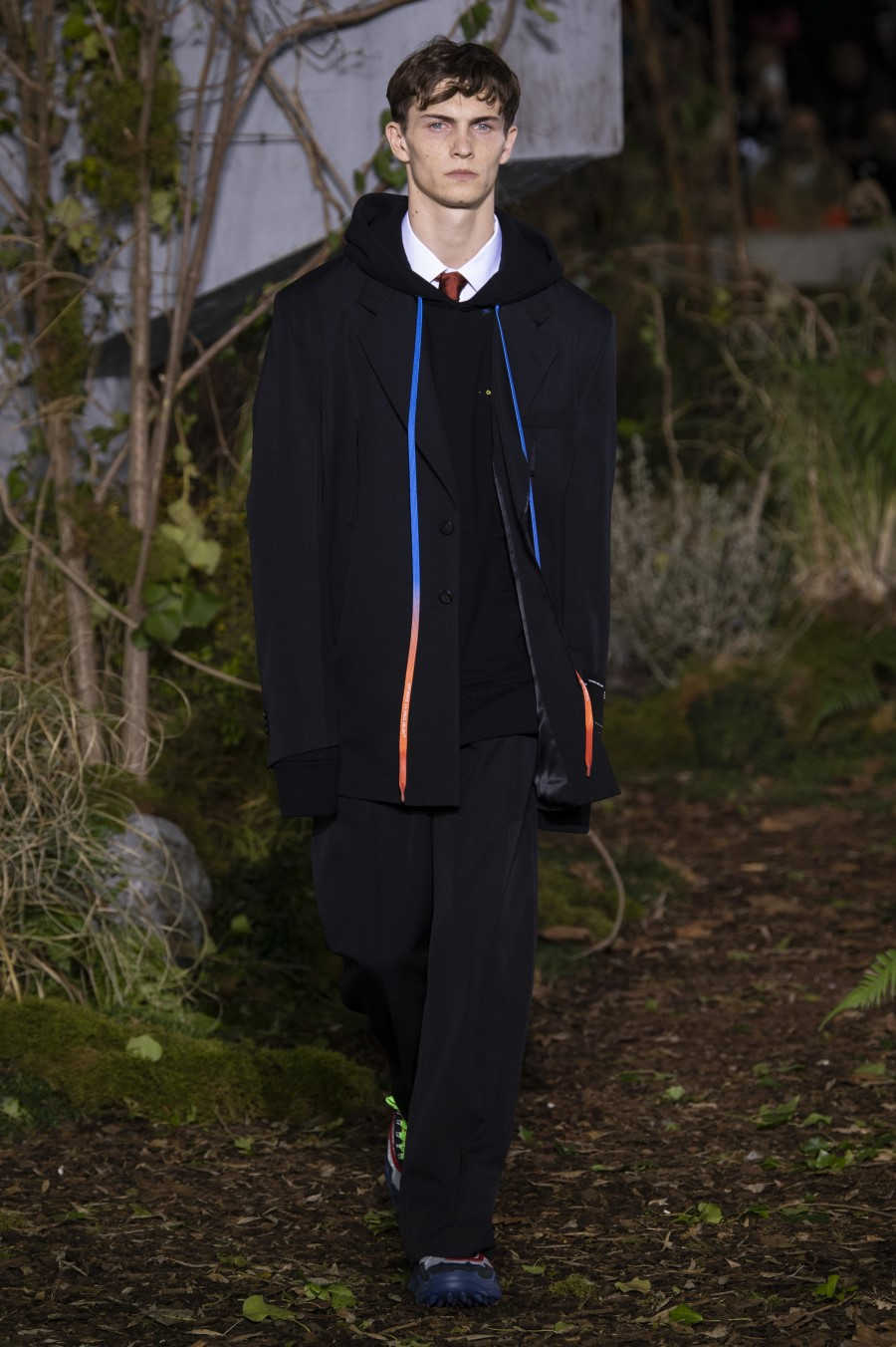 Off-White Men's Fall Winter 2019 - Paris Fashion Week