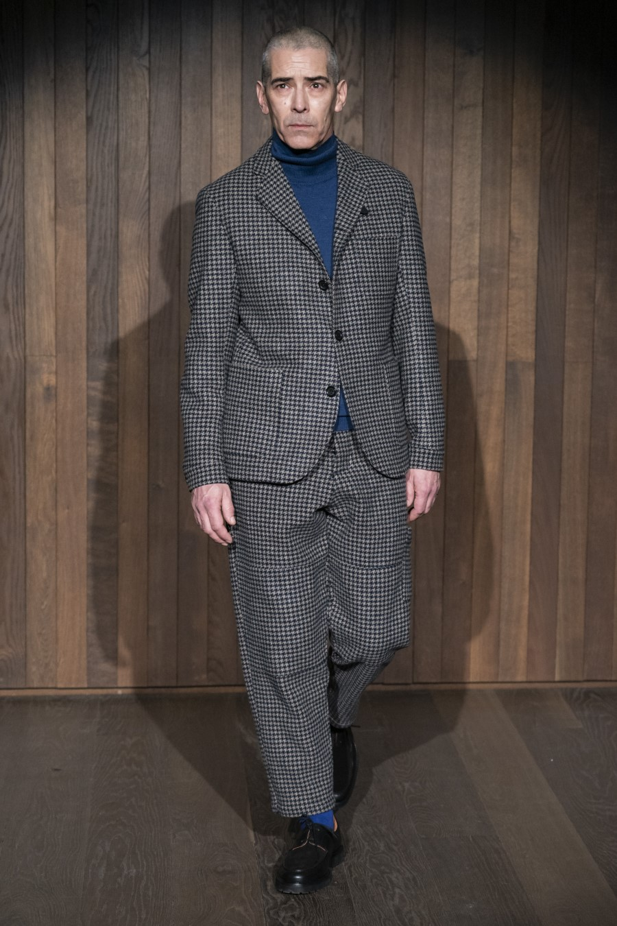 Oliver Spencer Fall Winter 2019 - London Fashion Week Men's