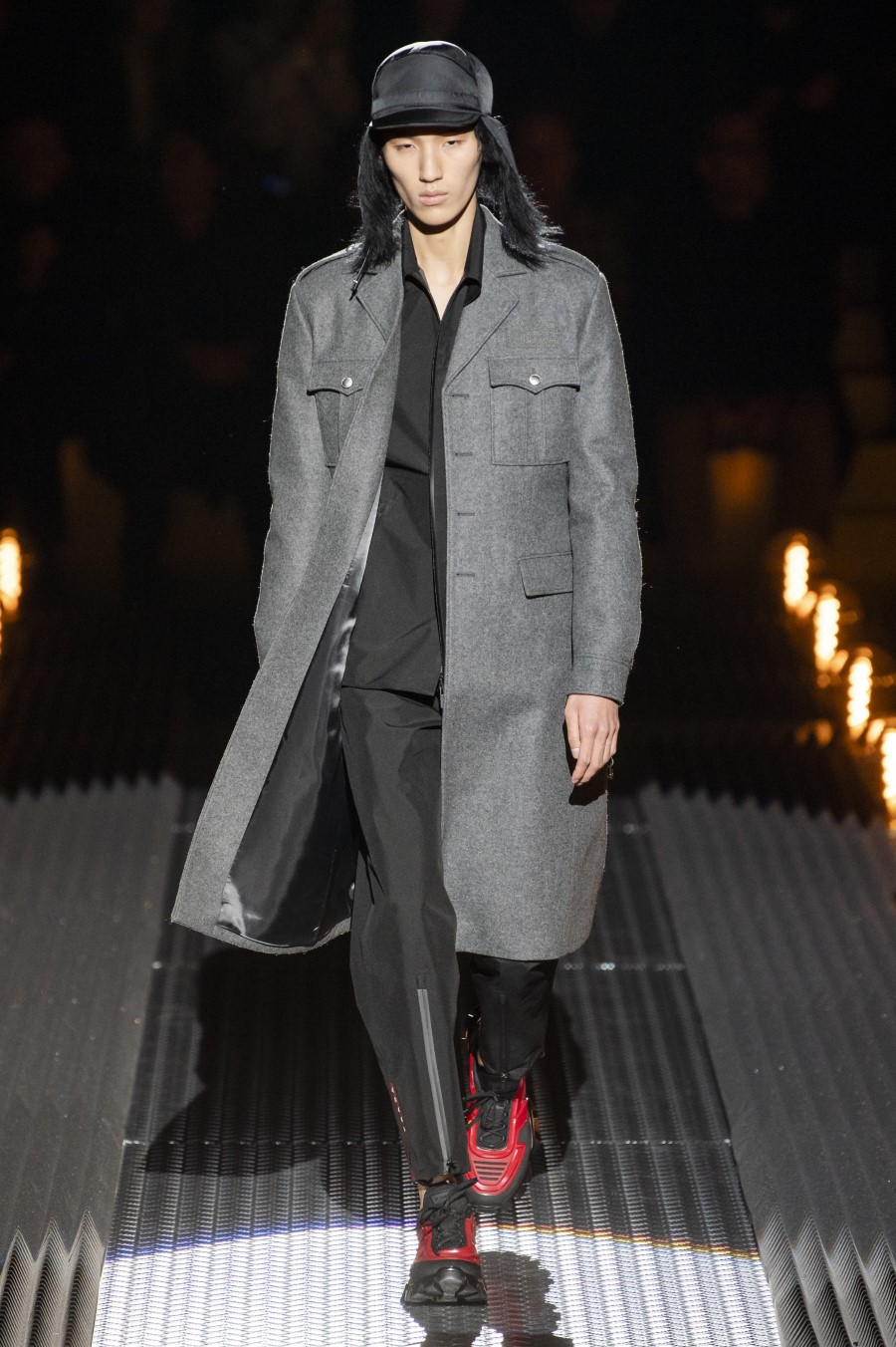 Prada Fall Winter 2019 – Milano Moda Uomo
