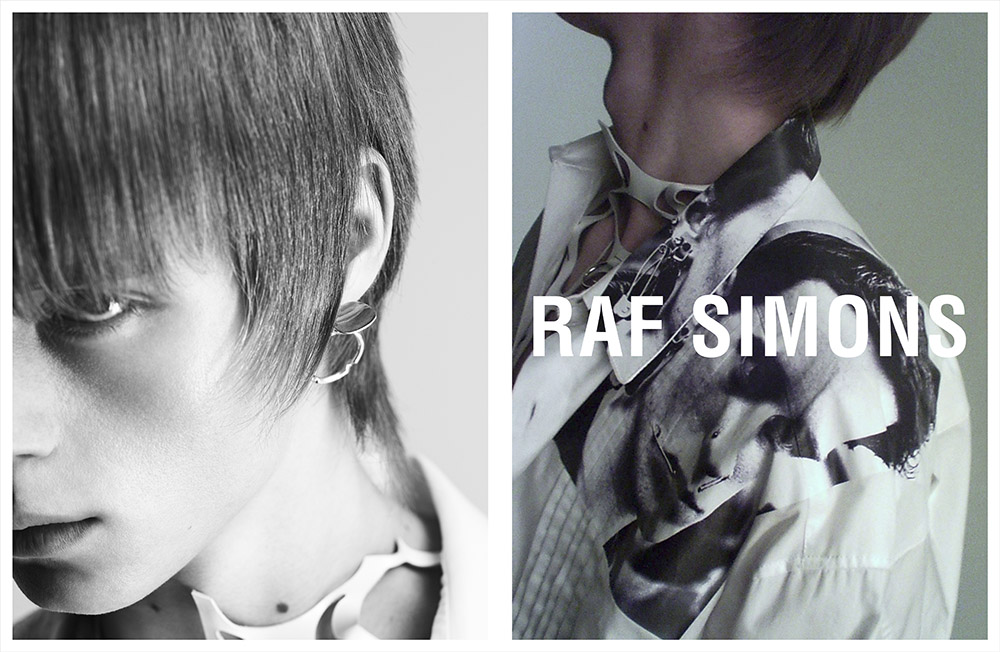 Raf Simons Spring Summer 2019 Campaign